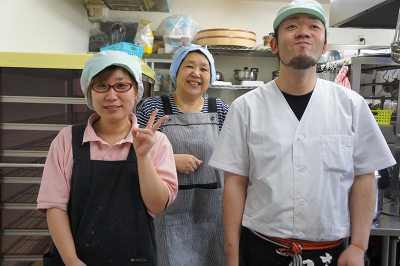 調理室職員